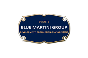 The logo of Blue Martini Group