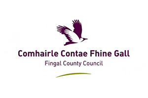 The logo of Fingal County Council