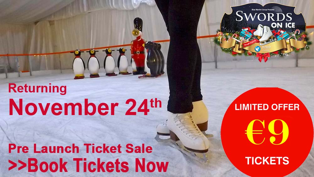 Swords on Ice discount tickets