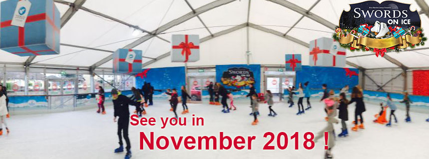 Swords on Ice returns to Pavilions in November